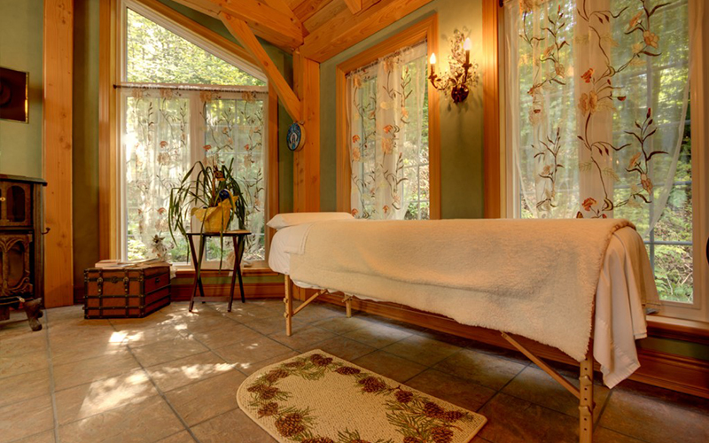 timber-frame-spa-room-construction