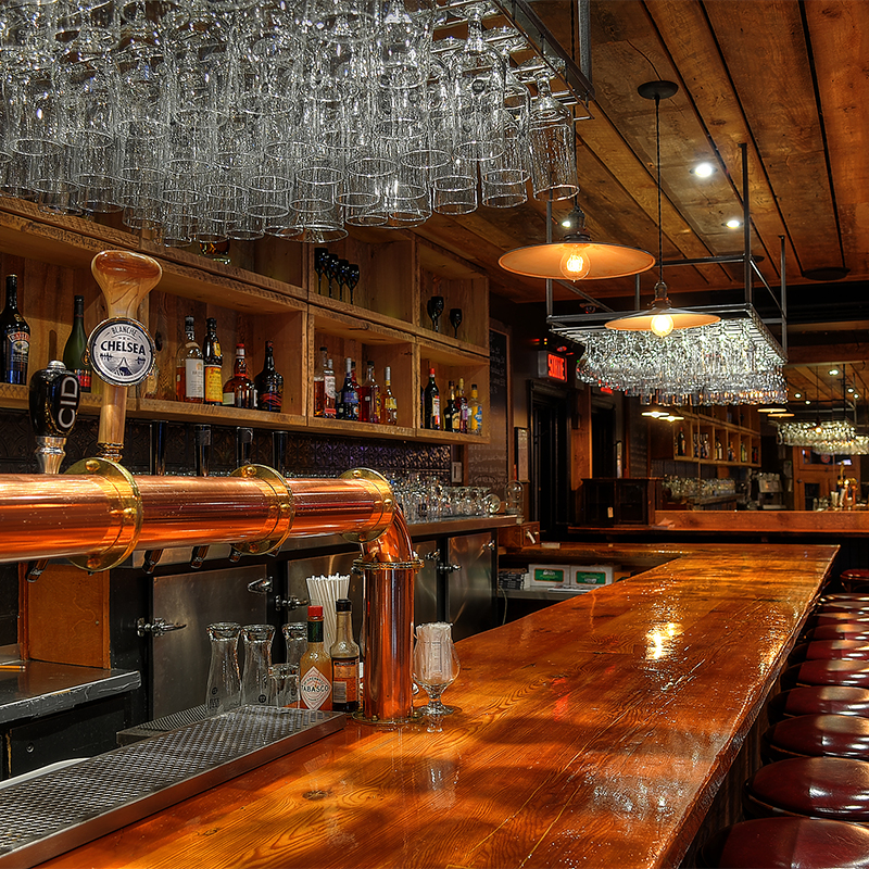 Bar Gainsbourg in Gatineau Quebec