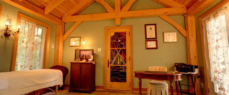 Healing Room in Wakefield Quebec